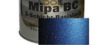 """22L Базовое покрытие """"металлик"""" Mipa """"Daewoo 22L Marine Blue mica"""" 1л"""