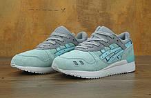 Женские кроссовки Asics Gel Lyte III Light Mint Grey купить в ... 24581ab2a32
