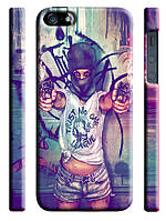 Чехол для iPhone 5/5s Swag