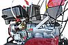 Мотоблок WEIMA (Вейма) WM1100BЕ-6 КМ c DIFF (DELUXE) c электростартером и дифференциалом, фото 2