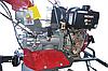 Мотоблок WEIMA (Вейма) WM1100BЕ-6 КМ c DIFF (DELUXE) c электростартером и дифференциалом, фото 3