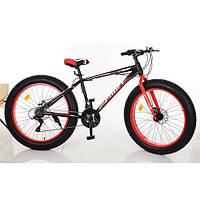 Спортивный велосипед Фэтбайк 26 дюймов