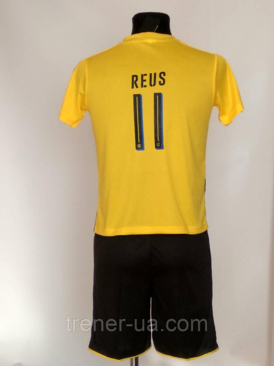 Футбольна форма дитяче підліткове BVB Reus 11 сезон 2018
