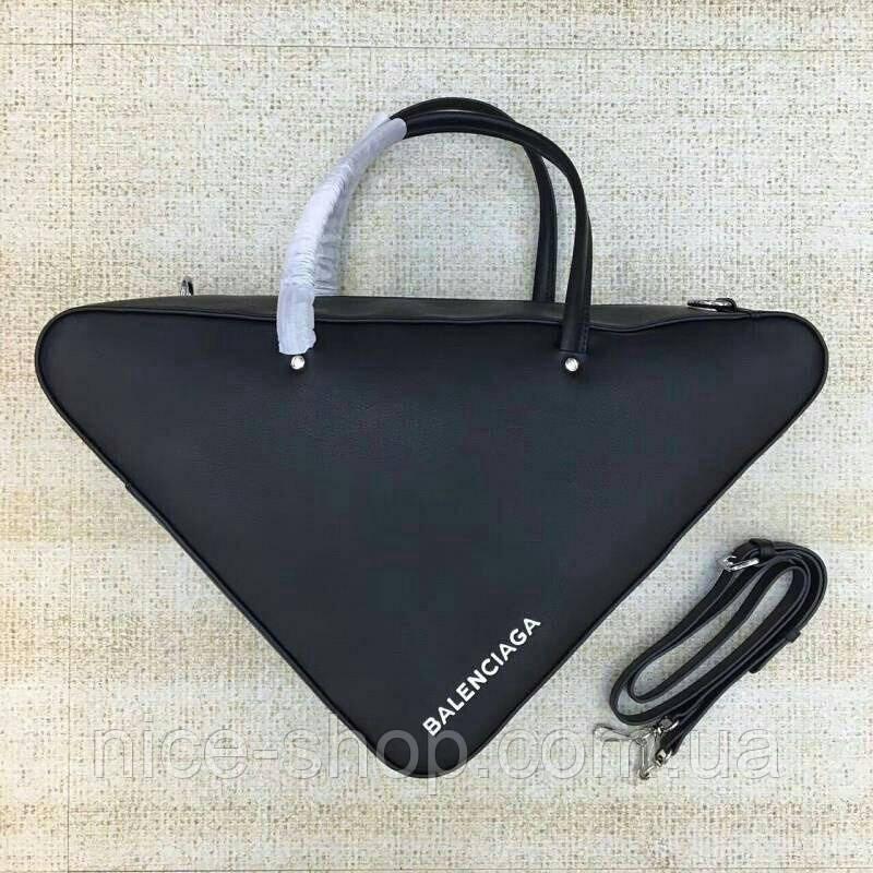 Треугольная сумка Люкс-реплика Balenciaga, фото 2