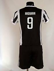 Футбольная форма детская Juventus Higuain 2017-18