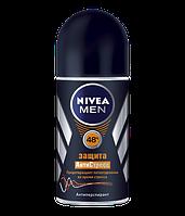 "Мужское дезодорант-ролик Nivea ""Защита АнтиСтресс"""