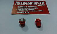 Патрон щитка приборов диод красный 12В