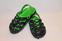 Сабо детские кроксы зеленые оптом Dreamstan, фото 1