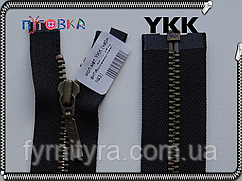 YKK металл антик №3 1бег 18, 50, 60, 70cm