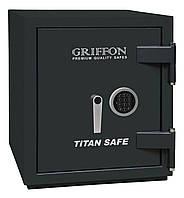 Сейф Griffon CL.II.68.КЕ  сертифицированный 672(в)х500(ш)х500(гл)