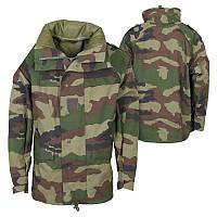 КурткаGore-Tex влагозащитная армии Франции, камуфляж CCE, новая