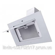 Кухонная вытяжка TREVI 90 WH (1000) TC IT VentoLux, наклонная кухонная вытяжка, фото 3