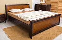 Кровать двуспальная Сити с изножьем