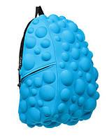 Рюкзак городской MadPax Bubble Full Neon Aqua (голубой неон, 33 л), фото 1