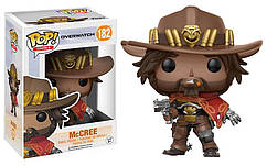 Фигурка МакКри McCree Овервотч Overwatch Funko Pop OW182