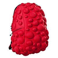 Рюкзак городской MadPax Bubble Full Red (красный, 33 л), фото 1