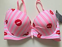 Чашка В гладкий с губами розовой YYG_В 5810, фото 1
