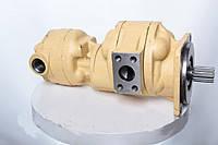Насос гидравлический системы поворота Р-37 типа Р2С2110/1613С5В26С23А фронтального погрузчика L-34 Stalowa Wol