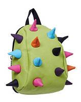 Рюкзак детский Rex Mini BP Lime Multi (лаймовый мульти, 5 л), фото 1