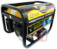 Генератор бензиновый 2.5 кВт Forte FG3500E электростарт