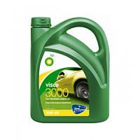 Полусинтетическое моторное масло Bp Visco 3000 10w-40