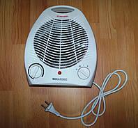 Электрический бытовой напольный тепловентилятор Nokasonic NK-200-А обогреватель