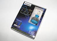 Автомобильные лампы T1 LED H3 35W 6000K + Power Driver (комплект 2шт)
