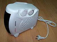 Электрический бытовой напольный тепловентилятор Nokasonic NK-202 2кВа (дуйка) обогреватель