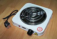 Электрическая плитка Wimpex WX-100B-HP  электроплитка спиральный тэн