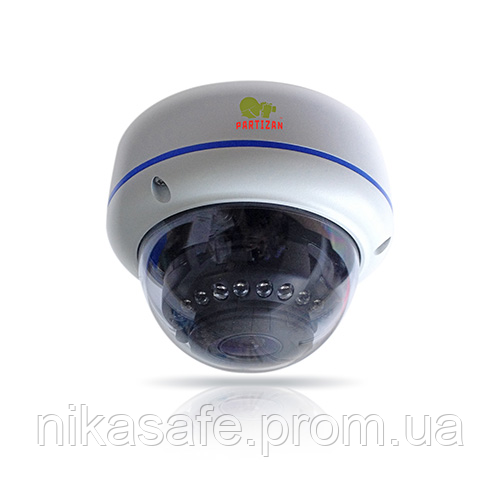 IP видеокамера IPD-VF2MP-IR-AF PoE v1.0