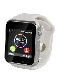 Смарт - часы SMART WATCH A1 OEM white' 4