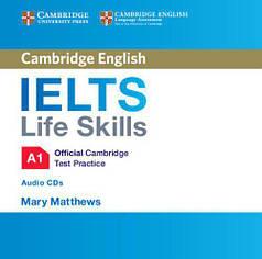 IELTS Life Skills Official Cambridge Practice Test A1 Audio CDs
