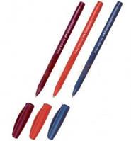 Ручка TRILUX шарик красная 0.7мм