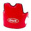 Защита на грудь и пресс BWS-8024 DX, красный