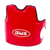 Защита на грудь и пресс BWS-8024 DX, красный, фото 1