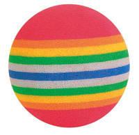 Игрушка для кота Trixie (Трикси 4097) мячик поликолор 3,5 см (1шт)