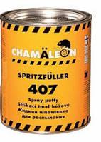 Шпатлевка жидкая CHAMÄLEON 1 л. + отвердитель. 1л