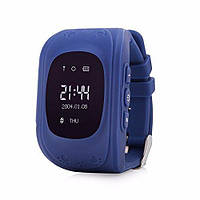 GW300 Smart Baby Watch Q50 детские смарт часы с трекером (без коробки), blue, фото 1