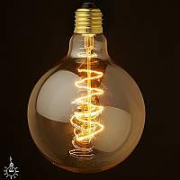 Лампа Эдисона G95 (спираль)