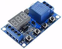 Модуль реле времени с задержкой, LED дисплей