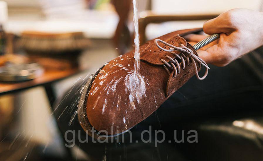 Водоотталкивающее покрытие обуви