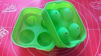Форма для кейк -попсов 3D(4 шт)