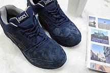 Мужские кроссовки Asics Gel Respector Tonal Pack Blue H6B4L-5050, Асикс Гель Респектор, фото 3
