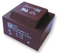 Трансформатор напряжения 44439 (2x9V 2x1.222A) /Myrra/