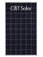 Поликристаллический фотомoдуль C&T Solar СT60265-P, 265 Wp