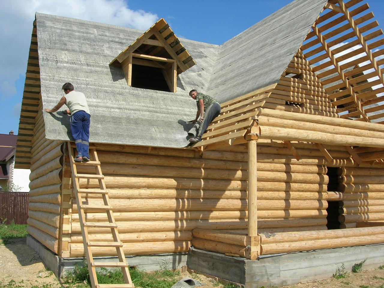 Секреты строительства деревянных домов