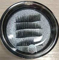 Магнитные ресницы квадратные EYE lashes RECTANGLE ONE(006) 4шт