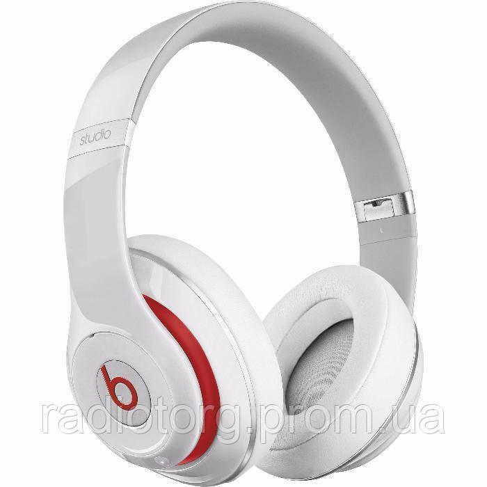 Beats Studio Wireless 2.0 . Наушники. Блютуз. Гарнитура. Белые. Реплик