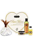 Kama Sutra Подарочный набор чувственной косметики для тела Pure Heart Kit