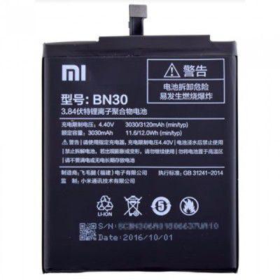 Аккумулятор Xiaomi Redmi 4A (BN30) 3030/3120mAh .s